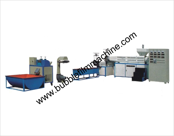 High speed Plastic Recycling Machine